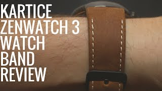 Kartice Zenwatch 3 Watch Band - Review