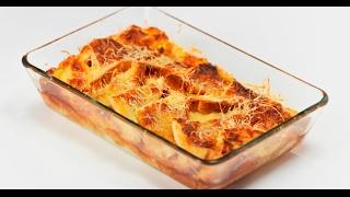 Хлебный пудинг |  Кухня по заявкам