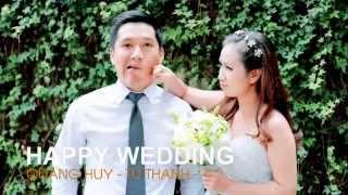 VỢ NGƯỜI TA - Mừng đám cưới Quang Huy CSCL
