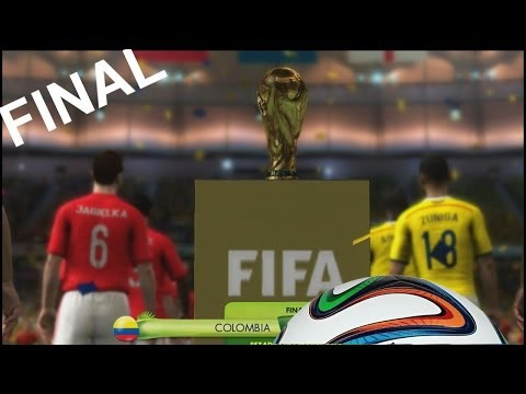2014 Fifa World Cup - La Gran Final Mundial Brasil 2014 Cele
