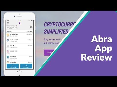Abra App Review 2019: Crypto, Stocks And ETFs For ZERO Fees?