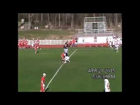 Joey Corbett varsity highlights as an eighth-grader this past spring.