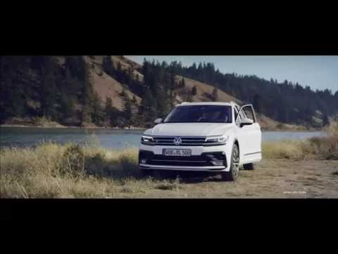 Volkswagen Tiguan 2016 - Commercial launch movie (DE) - Frankfurt MotorShow IAA 2015