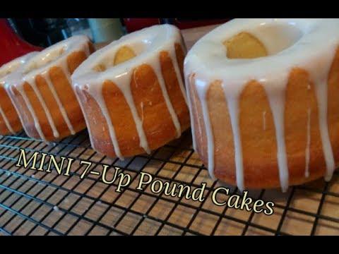how to make a homemade pound cake