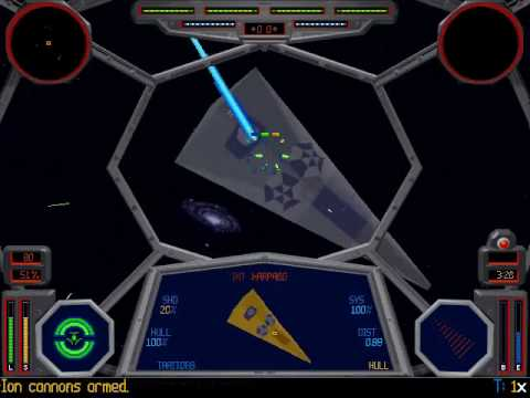 TIE Fighter - Battle 7 - Treachery at Ottega - Mission 4 - TIE Defender