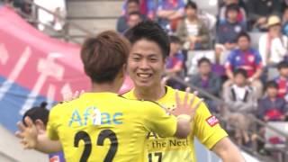 2017年5月14日(日)に行われた明治安田生命J1リーグ 第11節 FC東京vs...