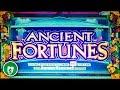 Ancient Fortunes slot machine, bonus