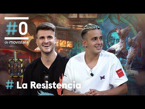 LA RESISTENCIA - Entrevista a Adexe y Nau   #LaResistencia 08.06.2021