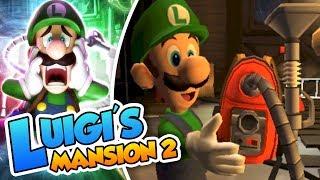 ¡Es hora de aspirar! - #01 - Luigi