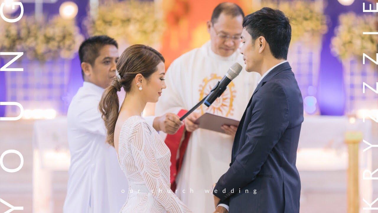 Youngandkryzzzie Chinese Dowry And Church Wedding Kryz Uy