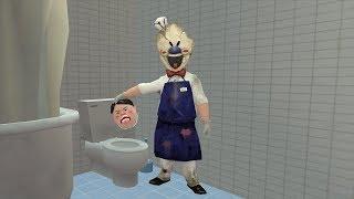 Evil Nun vs Ice Scream vs Rod Junior funny animation part 80