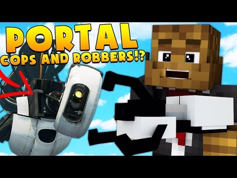 HOW DID I GET THIS ITEM?! - Minecraft Cops and Robbers Modded Minigame