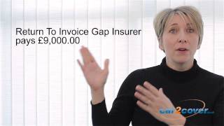 What is Return To Invoice Gap Insurance? - for vehicle buyers using cash.