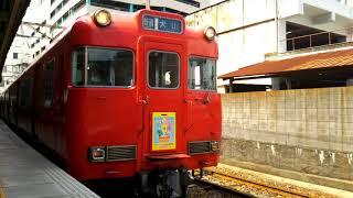 名古屋鉄道 1264列車 6000系「普通」