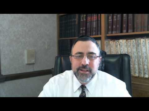 Video Vort - Pre Pesach 5774 - Rabbi Etan Tokayer