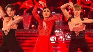 Anita Rani & Gleb Savchenko Paso Doble to 'Malaguena' - Strictly Come Dancing: 2015
