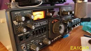 #Radio Dora, Nardo, Berto y la ft101zd