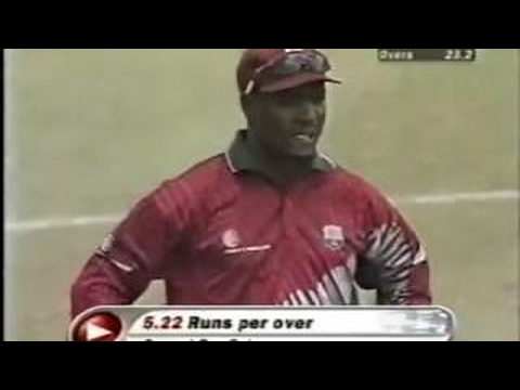 England vs West Indies 1st ODI 1998 (BARBADOS)*RARE HIGHLIGHTS*