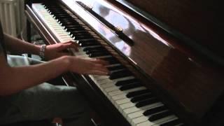 All The Rowboats - Regina Spektor ( Piano Cover )