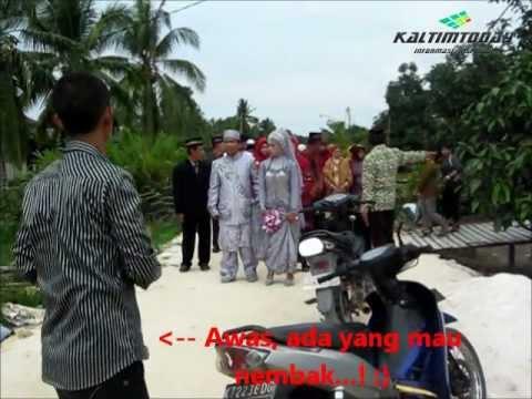 Kaltim.TV - Kilas Pernikahan Masyarakat Bugis Di Kaltim