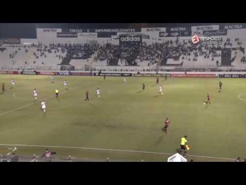 PONTE PRETA 3X2 ATLÉTICO-PR - MELHORES MOMENTOS - 15/06/2016 - Brasileirão Série A