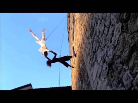 compagnie reverie danse verticale : Don d'amour