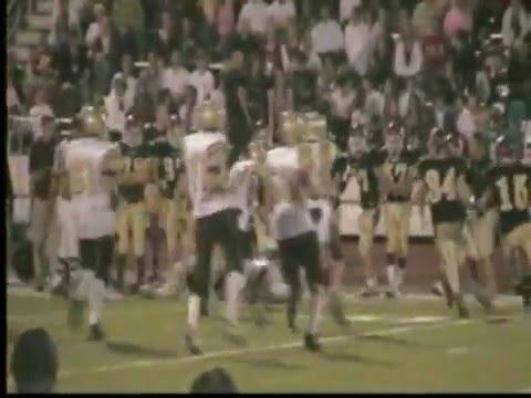 #8 Ryan Avery Davis High 2008 Senior Football Highlights