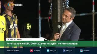 #CANLI - Fenerbahçe'de yeni sezon açılışı ve forma tanıtımı