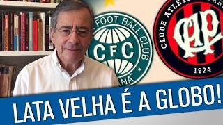 Império da Globo desmorona como o americano