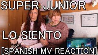 Download Lagu 사거리 (SAGORI) | [SPANISH MV REACTION] SUPER JUNIOR - Lo Siento (Feat. Leslie Grace) Mp3
