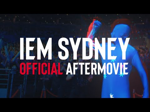 IEM Sydney 2019 Official Aftermovie