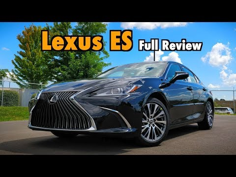 2019 Lexus ES 350: FULL REVIEW | The Most Dynamic ES Ever!