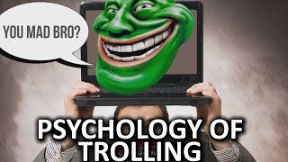 Why Are People So Rude Online? (Trolling)