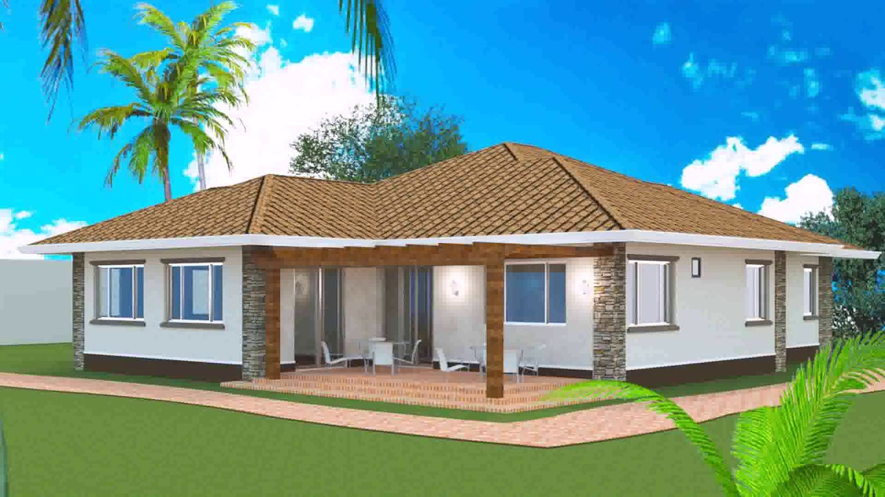 Bungalow House Plans Philippines Style Youtube