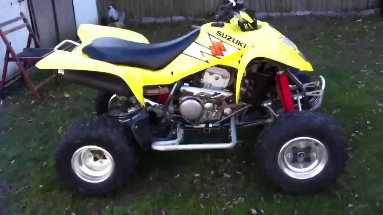 2004 suzuki z400 for sale - youtube