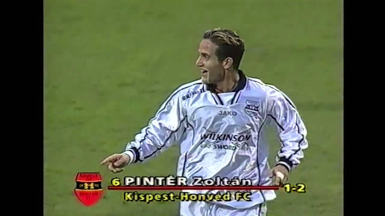 Ferencváros-Honvéd | 1-2 | 2001. 03. 17 | MLSZ TV Archív