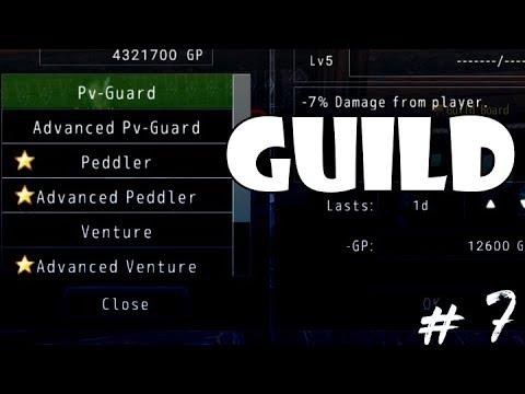 Avabel Online  Guide #7 GUILD