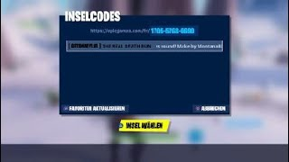 Fortnite Monte Parkour Code