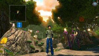 Xenia Xbox 360 Emulator - Chaotic: Shadow Warriors Ingame / Gameplay! (DX12 WIP)