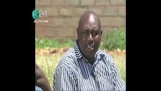 "Travails of "" Fake Cop""  Joshua Waiganjo who served 10yrs in the Police Service"