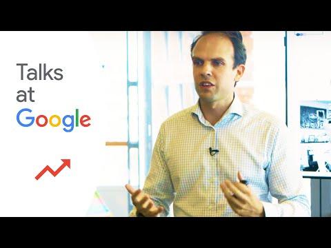 "Carl Benedikt Frey: ""The Technology Trap""   Talks at Google"
