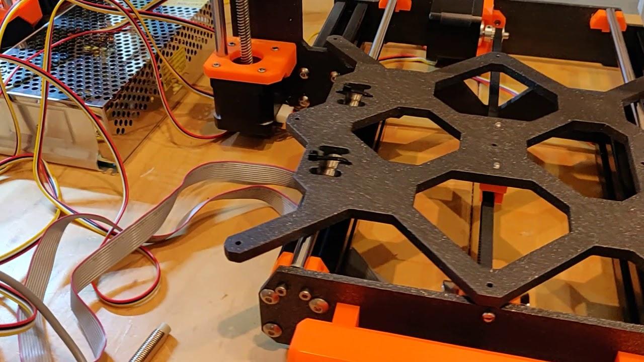 Building a Prusa MK3 Clone
