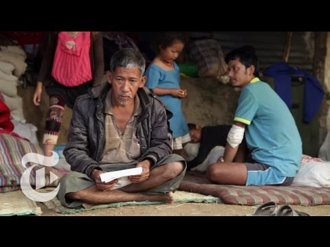 Nepal Earthquake 2015: Life on the Edge in Rural Nepal | The New York Times