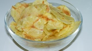CHIPS AU MICRO ONDE (CUISINERAPIDE)