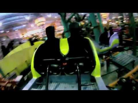 Fairly Odd Coaster HD POV (Nickolodeon Universe)