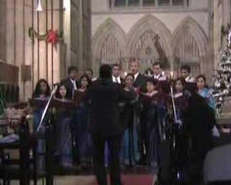 Wild Voices Choir - Lullay Thou Little
