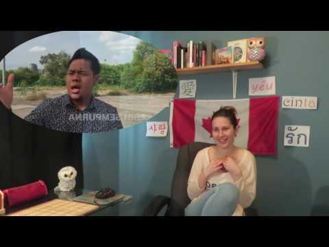 {Malaypop} Syamel-Lebih Sempurna MV Reaction