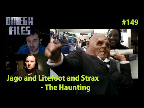 THE OMEGA FILES #149 - Jago and Litefoot and Strax