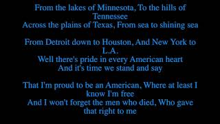 Lee Greenwood God Bless The U S A 2