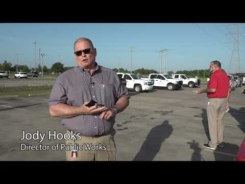 Johnny White State Farm Thanking Our Public Works And Hr Employees Youtube